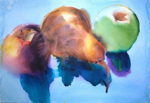 Addressing three fruitful questions to accomplish your personalization strategy.  --watercolor by Charles Plaisted